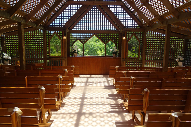 West haven Gardens - a unique rural wedding venue